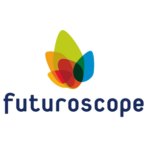 Logo Futuroscope client Safebrands