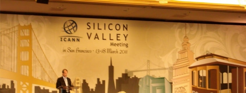 Conférence Meetings Icann Silicon Valley 2011